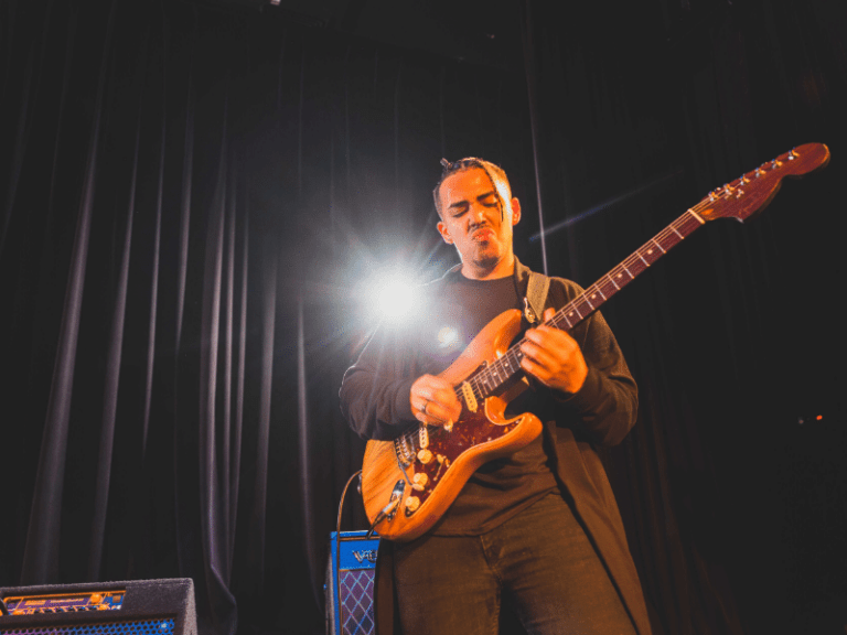 Youth Guitar Skills