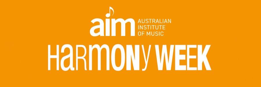 aim harmony week