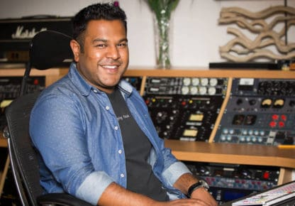 ganesh singaram engineer producer masterclass