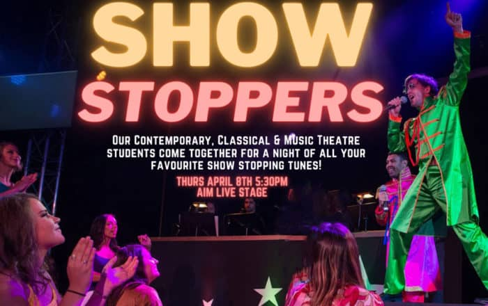 show stoppers event website