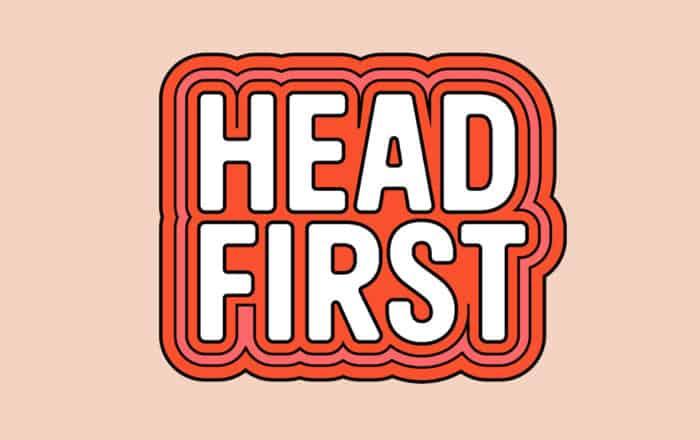 head first news